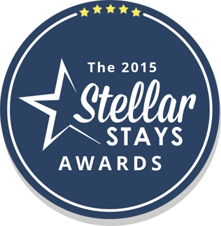 2015 Stellar Stays logo